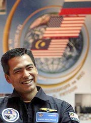 Sheikh Muszaphar Set To Be First Malaysian In Space