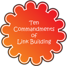 Ten Commandments of Link Building