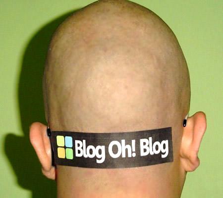 Bald Blogger
