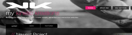 CSS Website #10