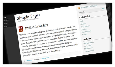 simple-paper-theme