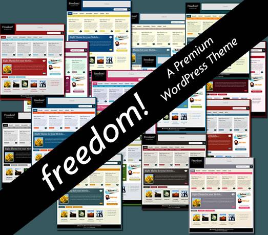 Freedom Premium Theme