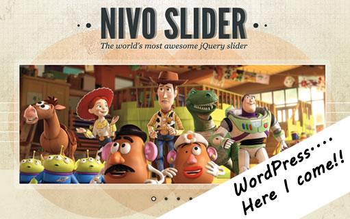 Integrate Nivo Slider with WordPress