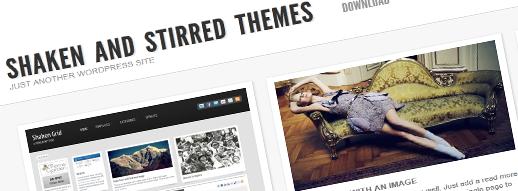 ShakenGrid-wordpress-theme