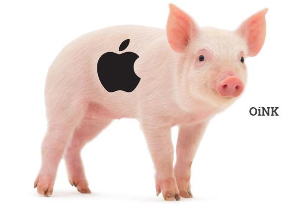apple-pig